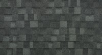 Gris foncé - toiture bardeau