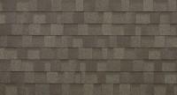 Brun pâle - toiture bardeau