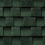 vert chasseur - toiture bardeau