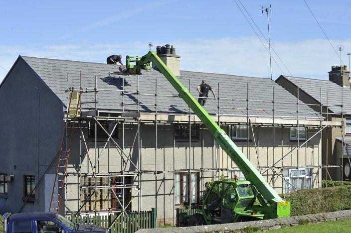 refection de toiture